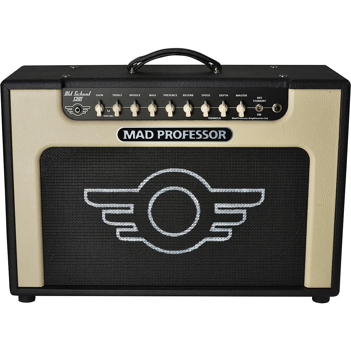 Mad Professor Old School 51 RT-2x12 51W 2x12 Tube Guitar Combo Amp