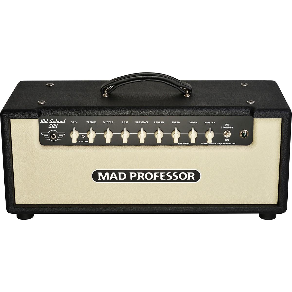 Mad Professor Old School 51 RT-Head 51W Tube Guitar Amp Head