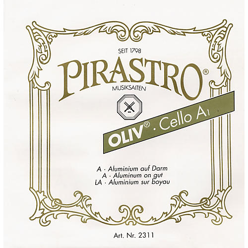 Pirastro Oliv Series Cello A String