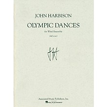 Associated Olympic Dances (Full Score) Full Score Series by John Harbison