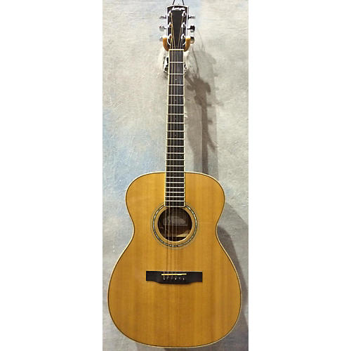 Larrivee Om09 Custom Brazilian Acoustic Guitar