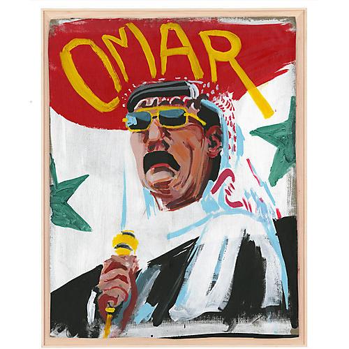 Alliance Omar Souleyman - Wenu Wenu
