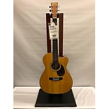 Carl Martin Omce Mahogany Acoustic Electric Guitar