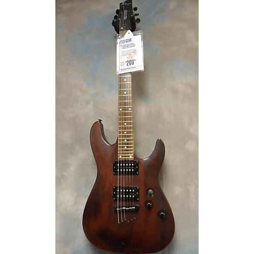 Schecter Guitar Research Omen-6 Solid Body Electric Guitar