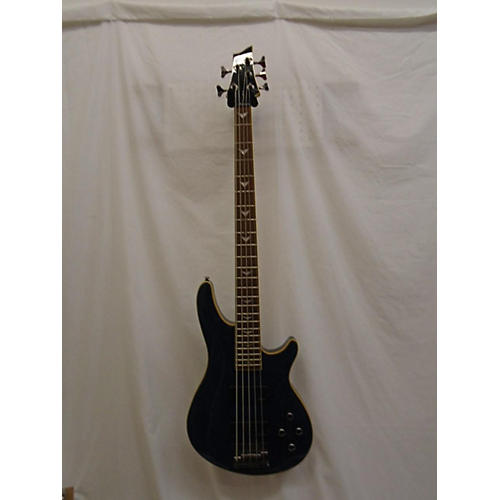 Schecter Guitar Research Omen Extreme 5 String Electric Bass Guitar