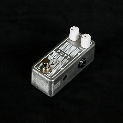 Malekko Heavy Industry Omicron Series Fuzz Guitar Effects Pedal