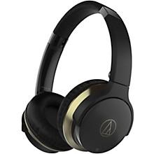 Audio-Technica On-Ear Bluetooth Headphones Level 1 Black