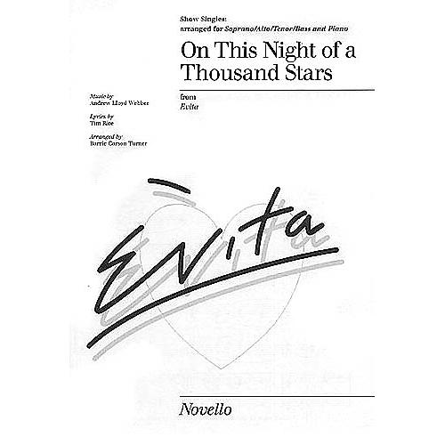 Music Sales On This Night Of A Thousand Stars Show Singles Music Sales America Series