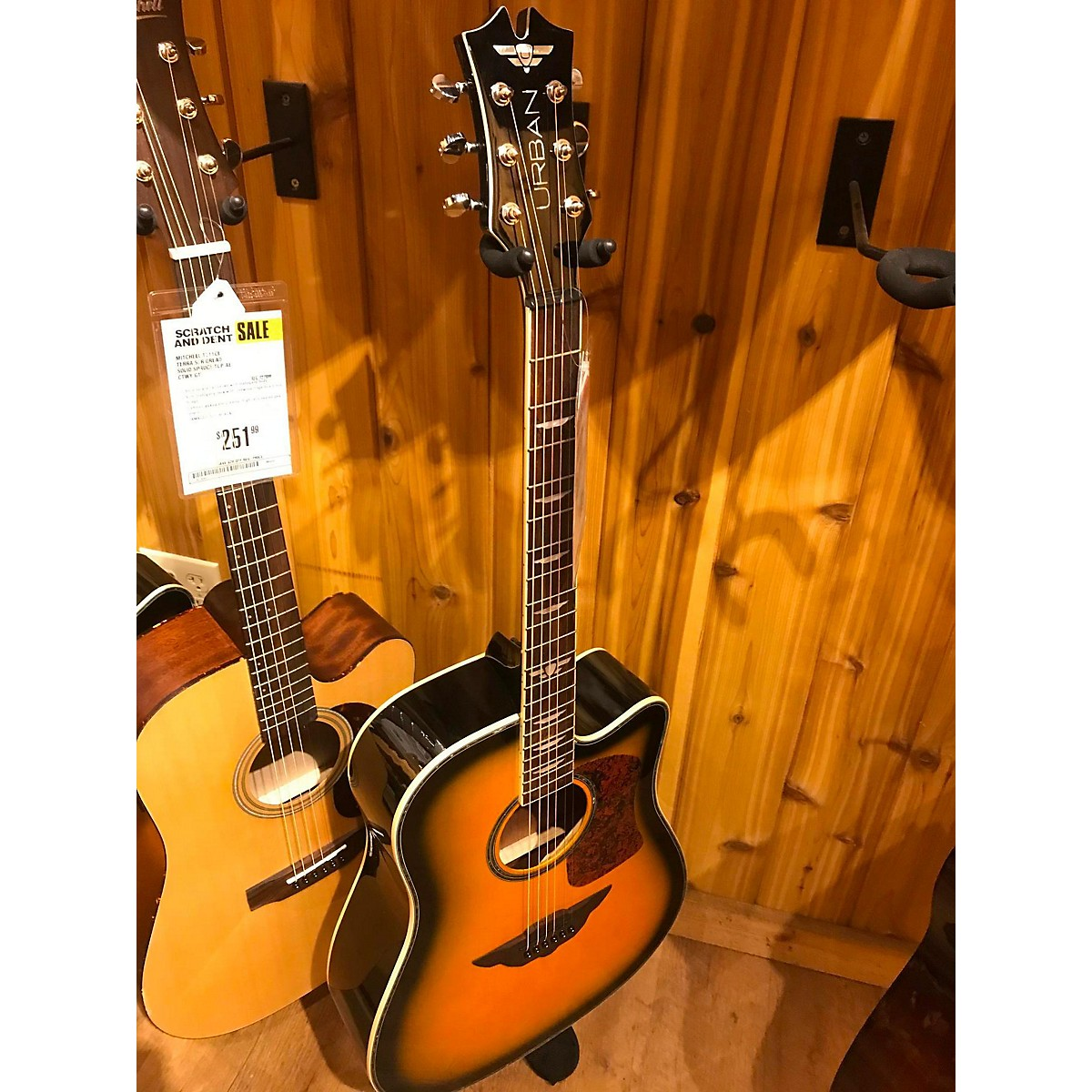 Keith Urban On Tour Player Acoustic Guitar