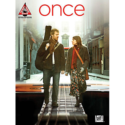 Hal Leonard Once - Music From The Motion Picture Guitar Tab Songbook