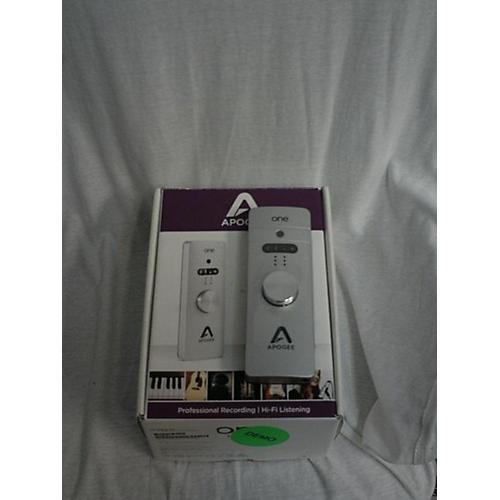 Apogee One Audio Interface