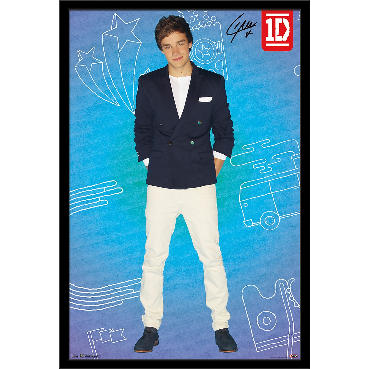 Trends International One Direction - Liam Pop Poster