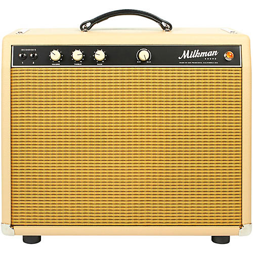 Milkman Sound One Watt Plus 10W 1x12 Tube Guitar Combo Amp