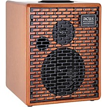 Acus Sound Engineering One for Strings 6T 130W 1x6 Acoustic Guitar Combo Amp