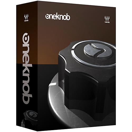 Waves OneKnob Series Bundle Native/SG Software Download