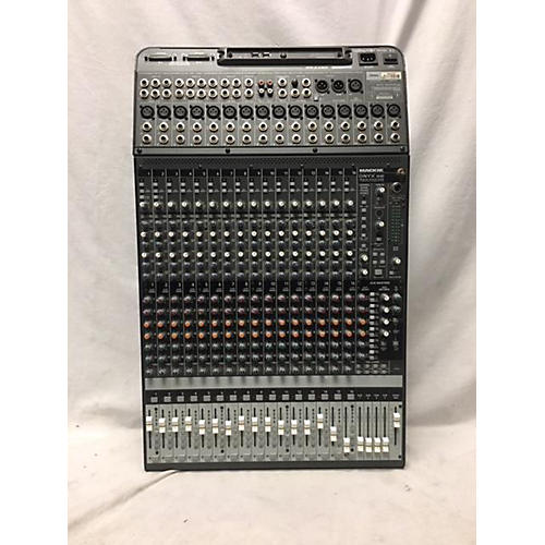 used mackie onyx 1640 unpowered mixer guitar center. Black Bedroom Furniture Sets. Home Design Ideas