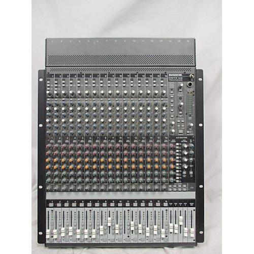 Mackie Onyx 1640 W/ Firewire Line Mixer