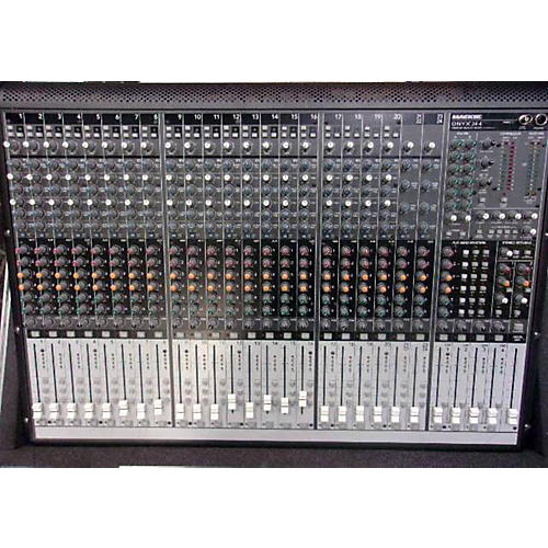 Mackie Onyx 244 Unpowered Mixer