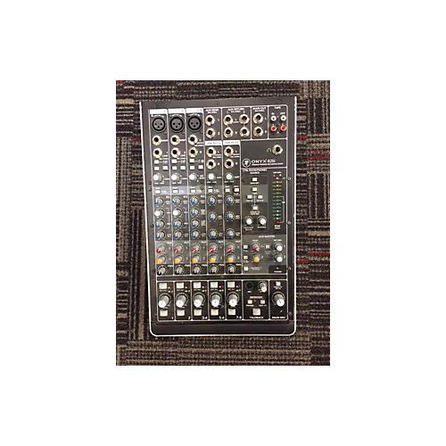 Mackie Onyx 820i Unpowered Mixer