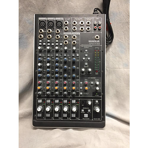 Mackie Onyx 820i Unpowered Mixer