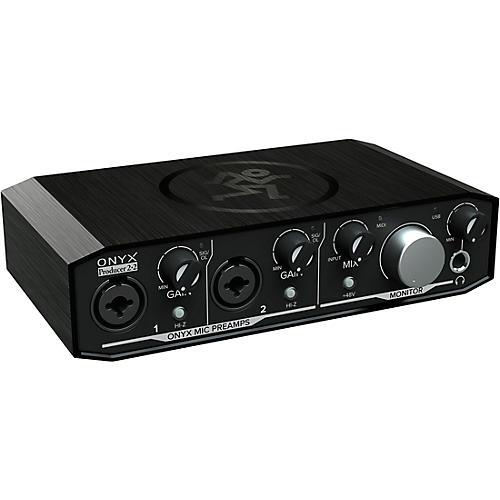 Mackie Onyx Producer 2x2 USB Audio Interface with MIDI
