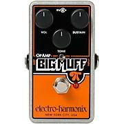 Op-Amp Big Muff Pi Fuzz Effects Pedal