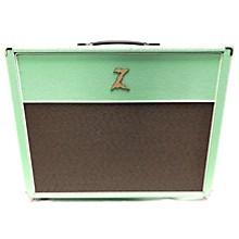 Dr Z Open Back Surf Green 2x12 Guitar Cabinet