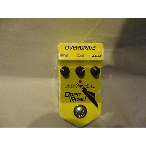 Visual Sound Open Road Overdrive Effect Pedal