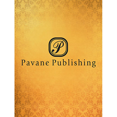 Pavane Open Your Heart America TEACHER ED Composed by Ed Tossing