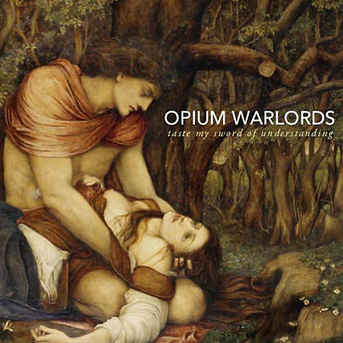 Alliance Opium Warlords - Taste My Sword of Understanding Gold Vinyl