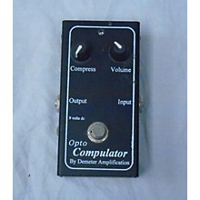 DEMETER Opto Compulator Effect Pedal