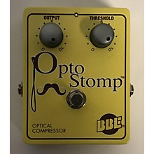 BBE Opto Stomp Effect Pedal