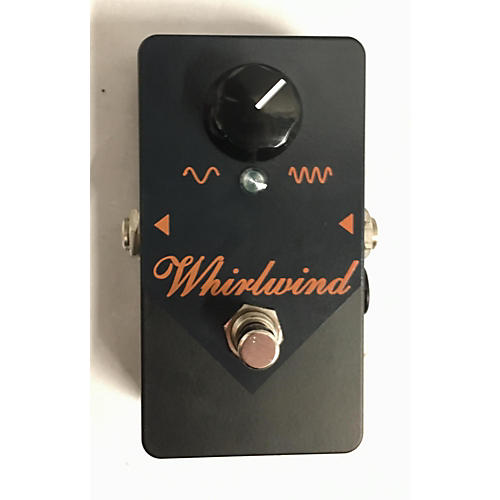 Whirlwind Orange Box Phaser Effect Pedal