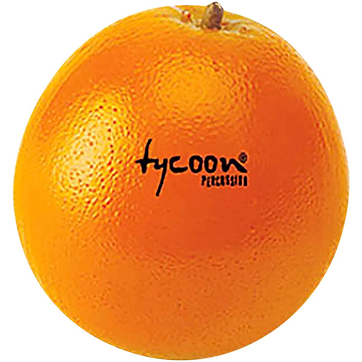 Tycoon Percussion Orange Fruit Shaker