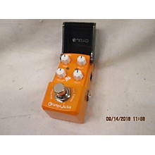 Joyo Orange Juice Effect Pedal