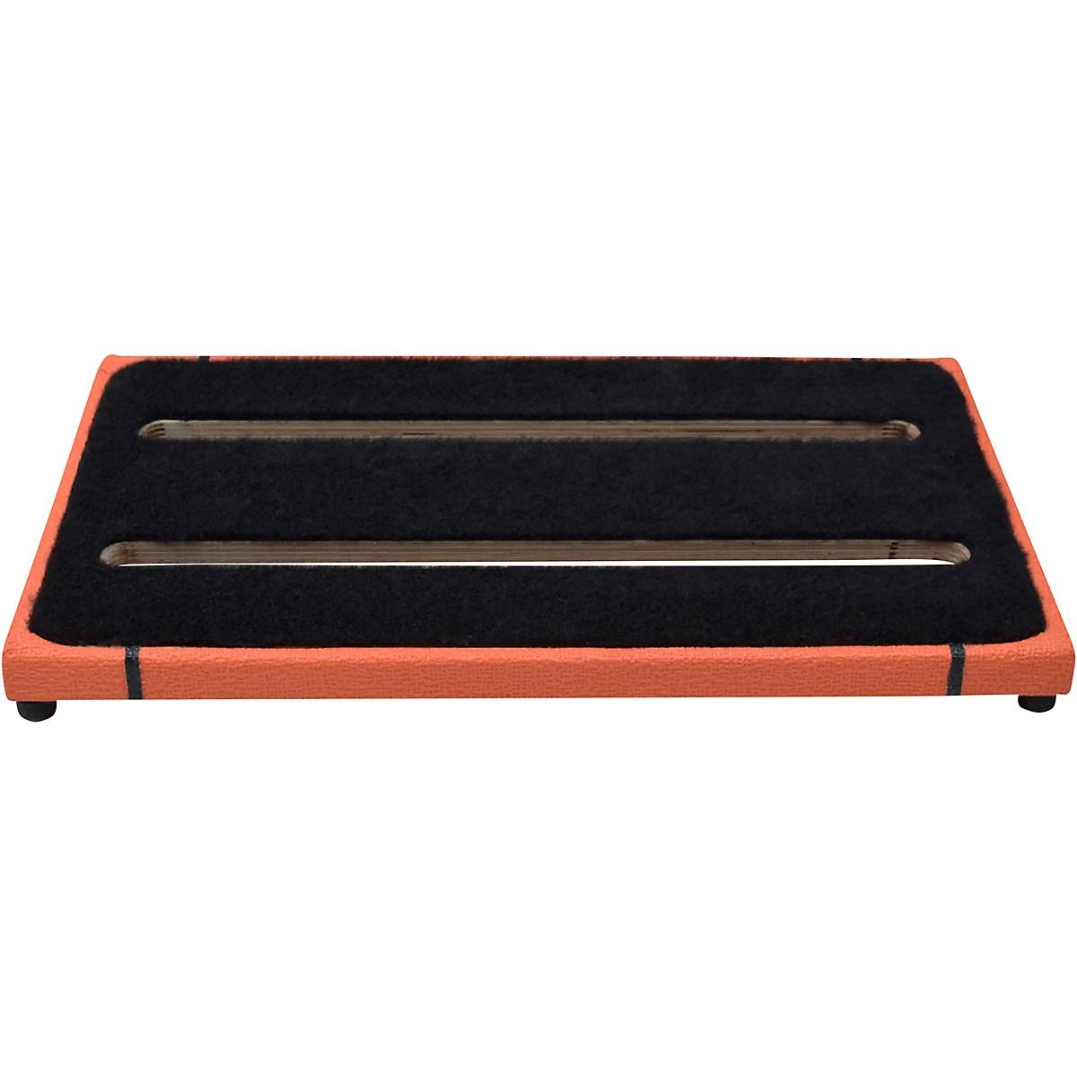 Ruach Music Orange Tolex 2 Pedalboard