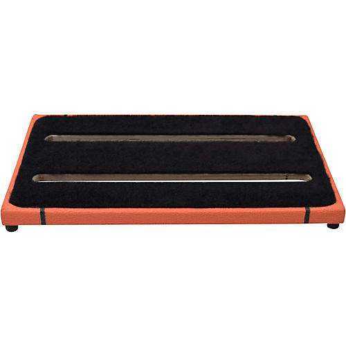 Ruach Music Orange Tolex 2 Pedalboard