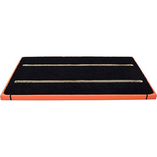 Ruach Music Orange Tolex 3 Pedalboard
