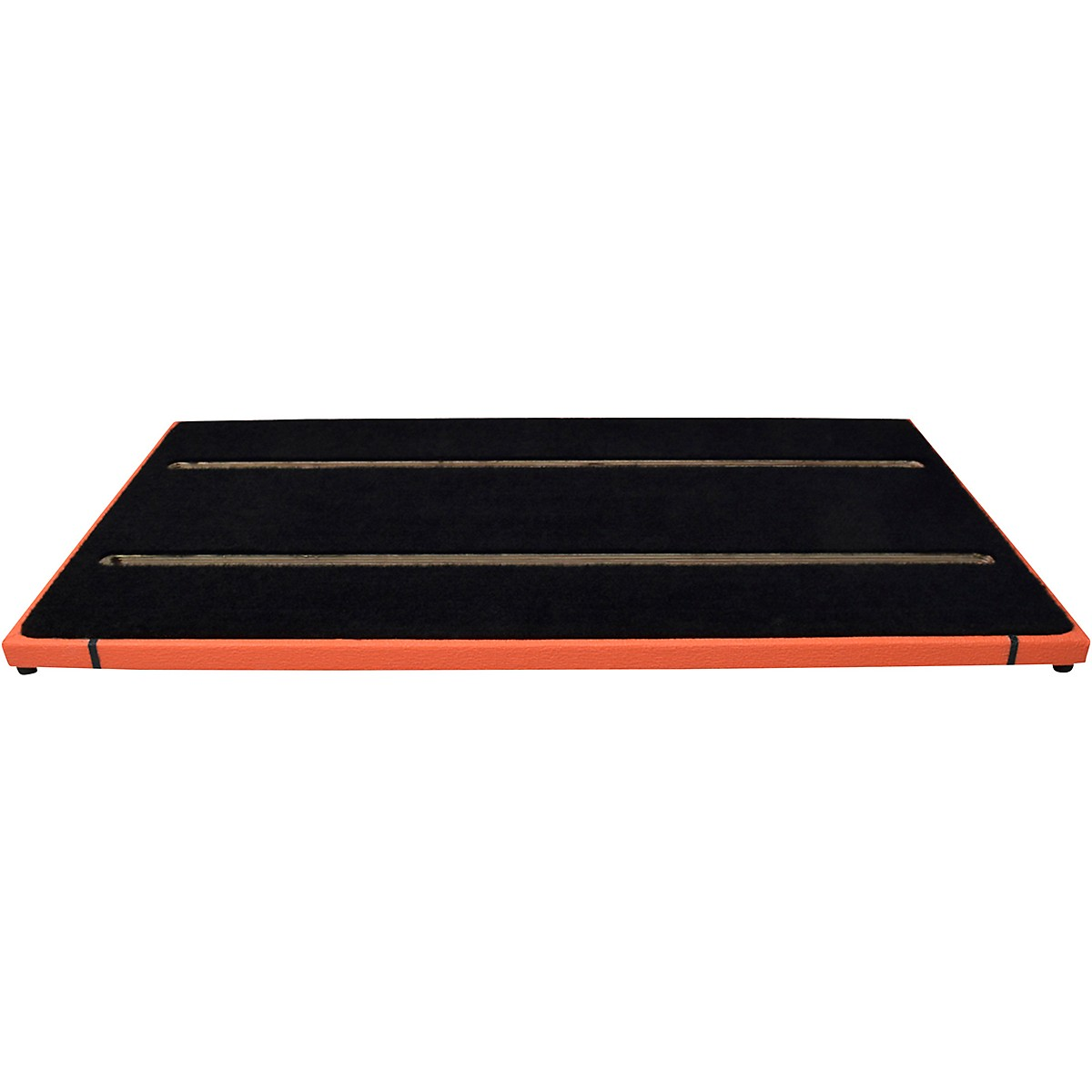 Ruach Music Orange Tolex 4 Pedalboard