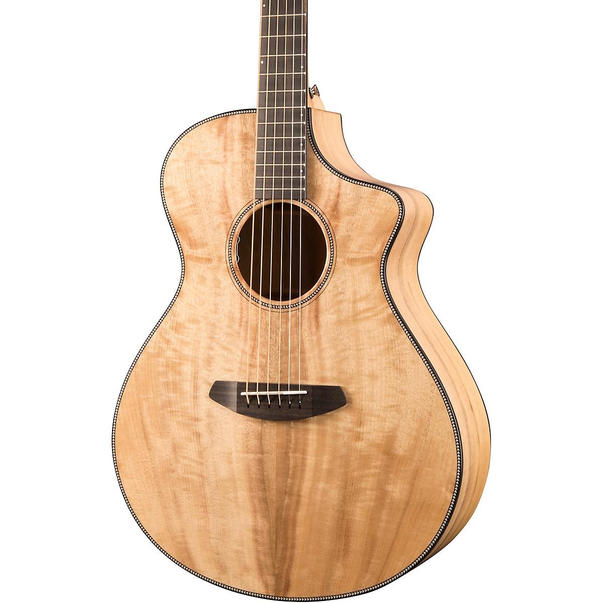 Breedlove Oregon Concert CE Myrtlewood Acoustic-Electric Guitar
