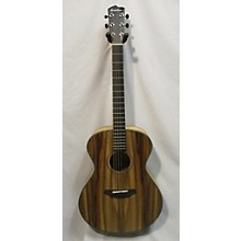Breedlove Oregon Concert Myrtlewood Acoustic Electric Guitar