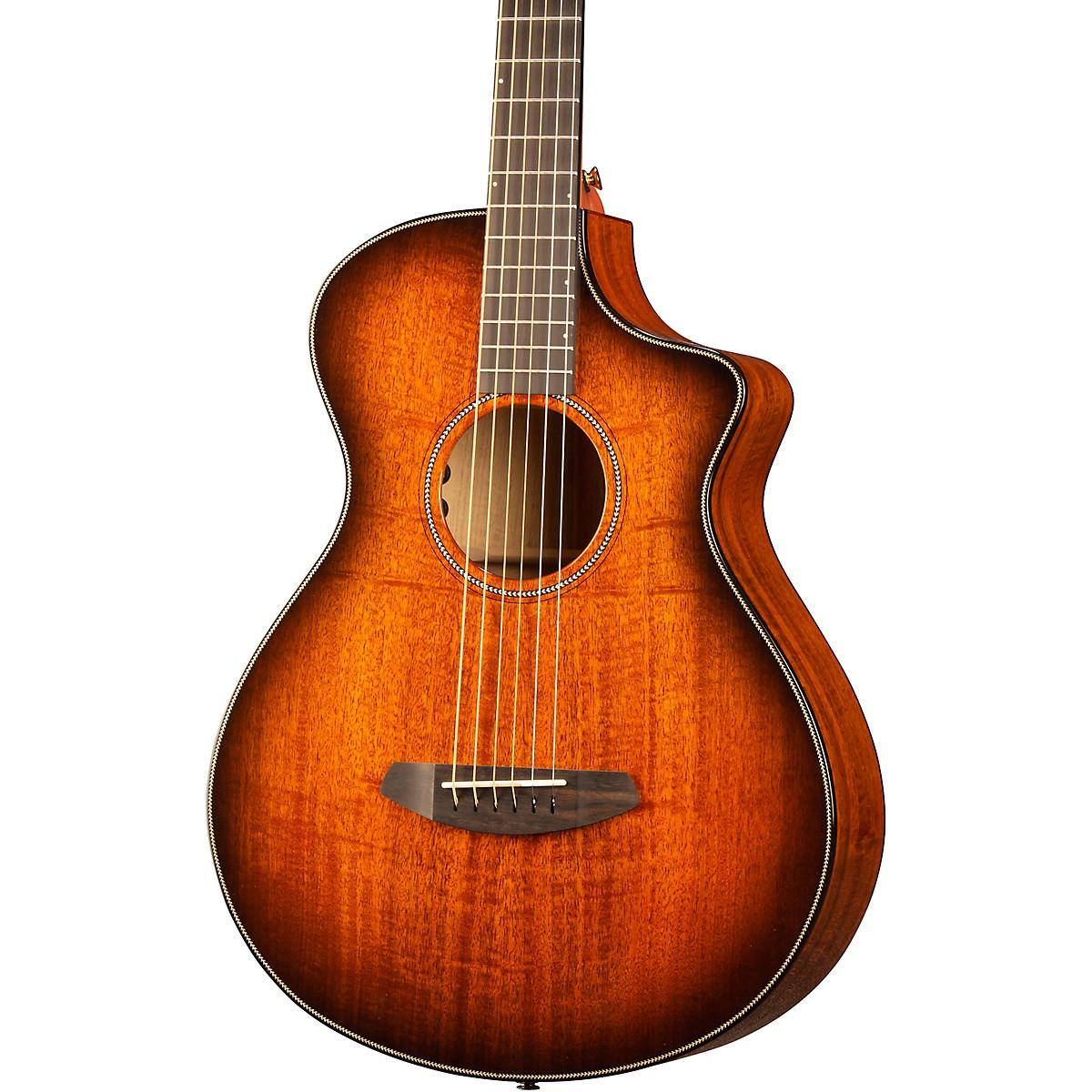 Breedlove Oregon Concertina CE Myrtlewood Acoustic-Electric Guitar