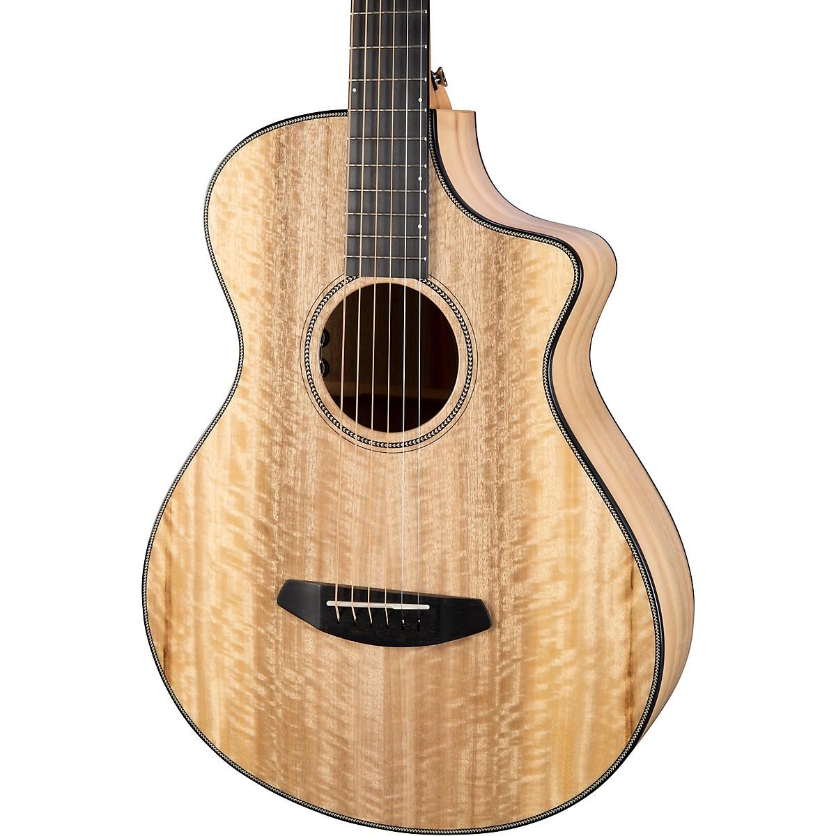 Breedlove Oregon Concertina CE Myrtlewood-Myrtlewood Acoustic-Electric Guitar