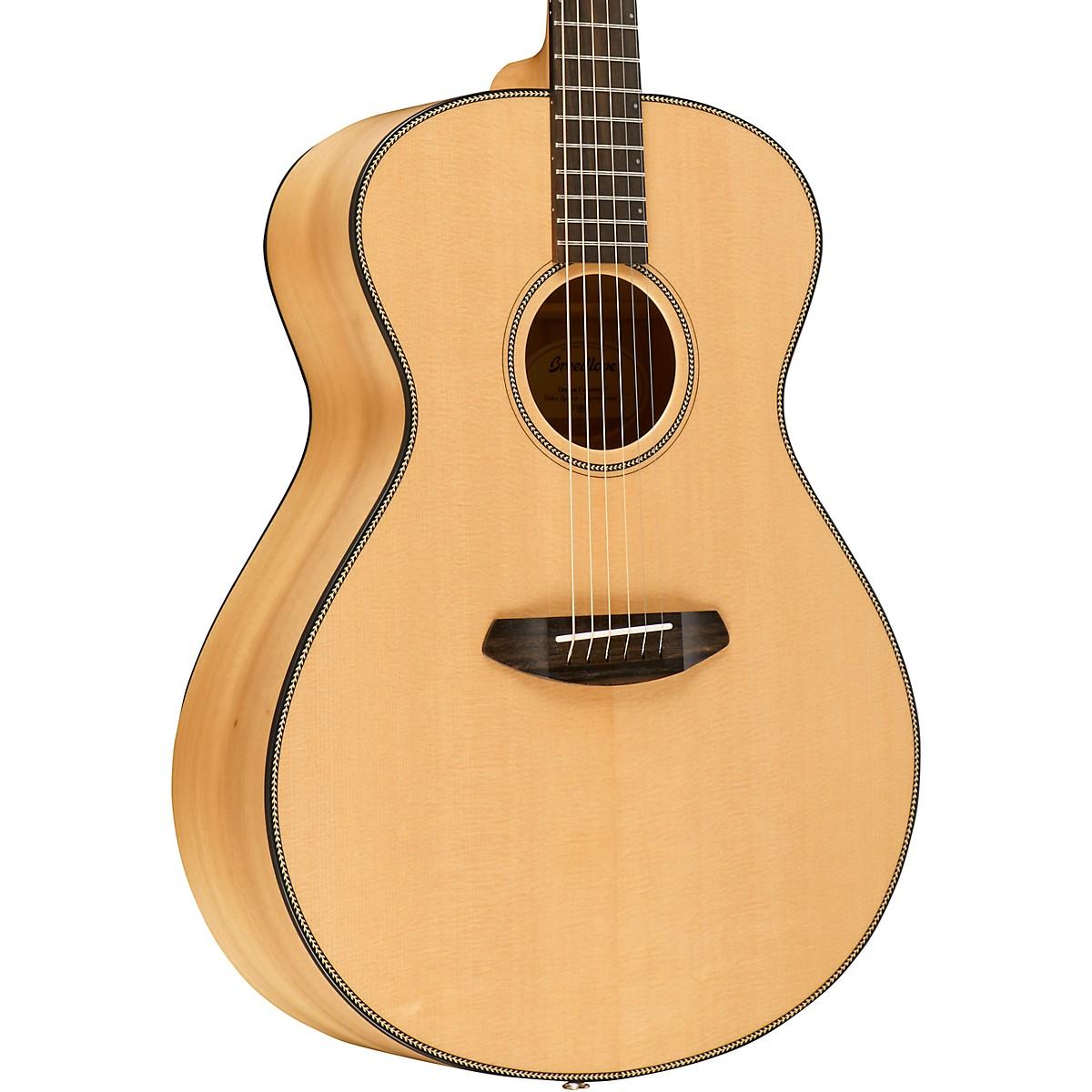 Breedlove Oregon Concerto E Sitka Spruce - Myrtlewood Acoustic-Electric Guitar