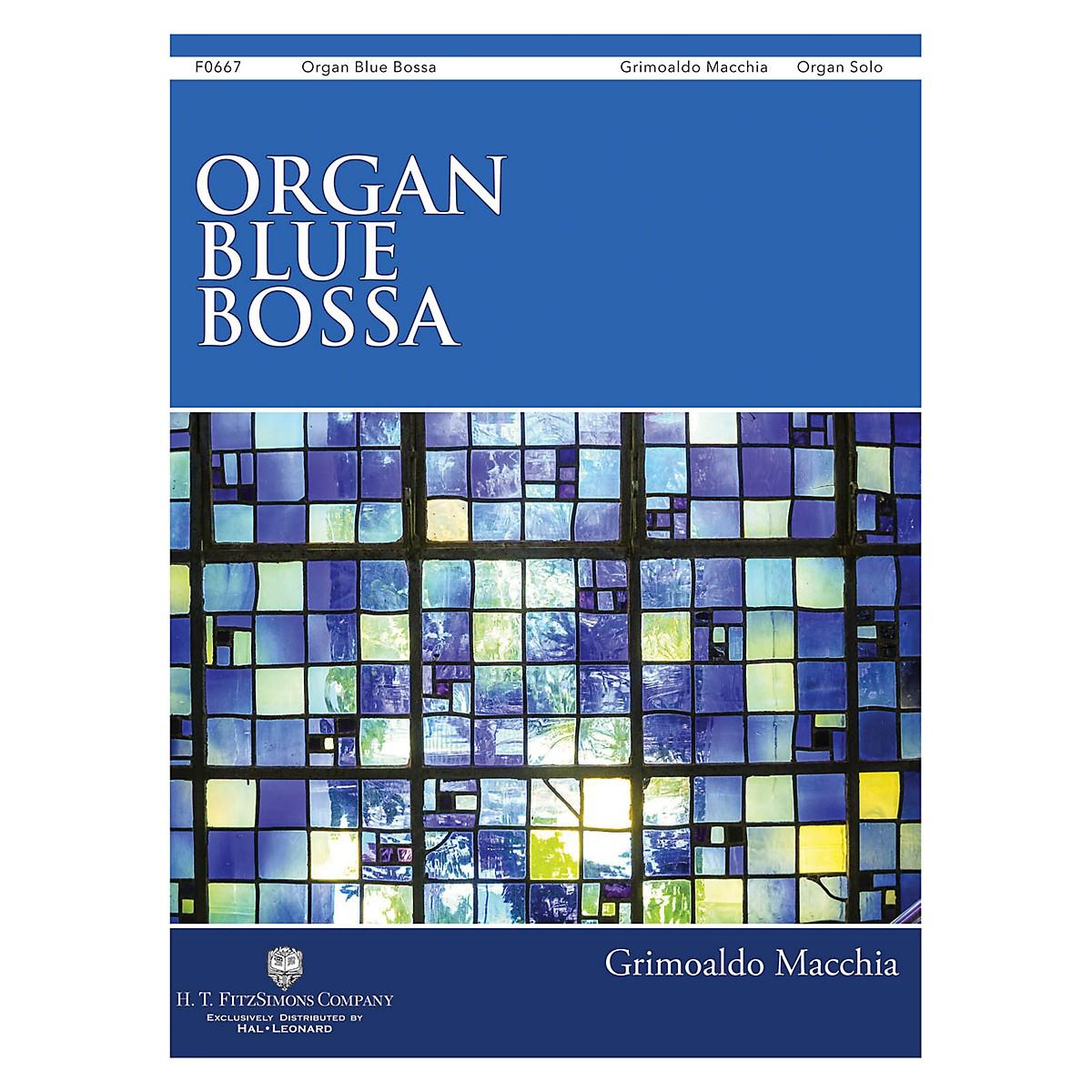 H.T. FitzSimons Company Organ Blue Bossa Organ Solo