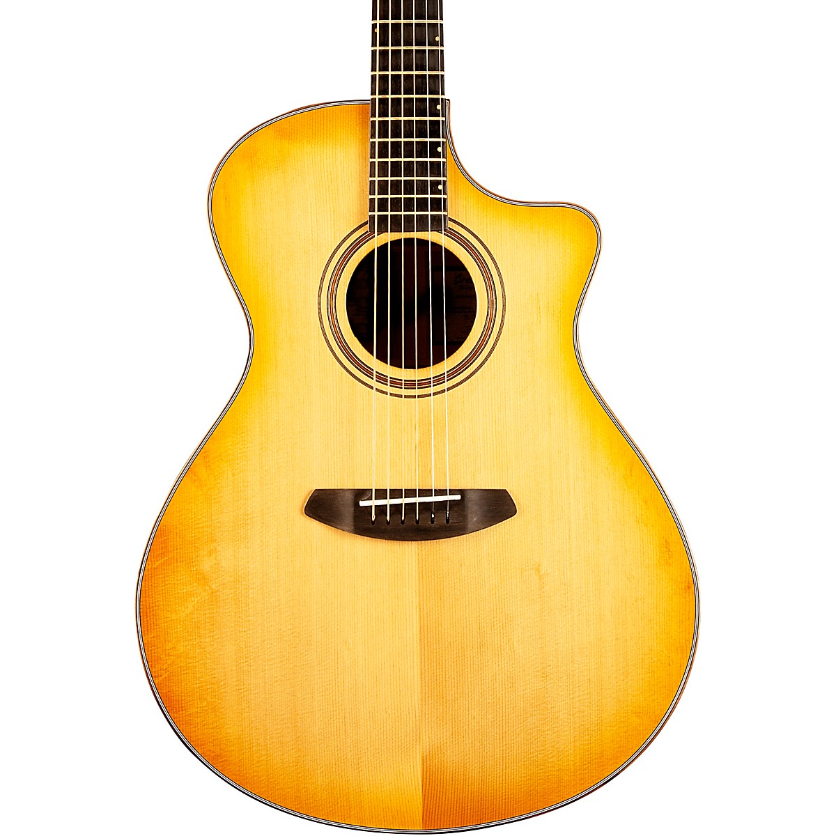 Breedlove Organic Collection Artista Concerto Cutaway CE Acoustic-Electric Guitar