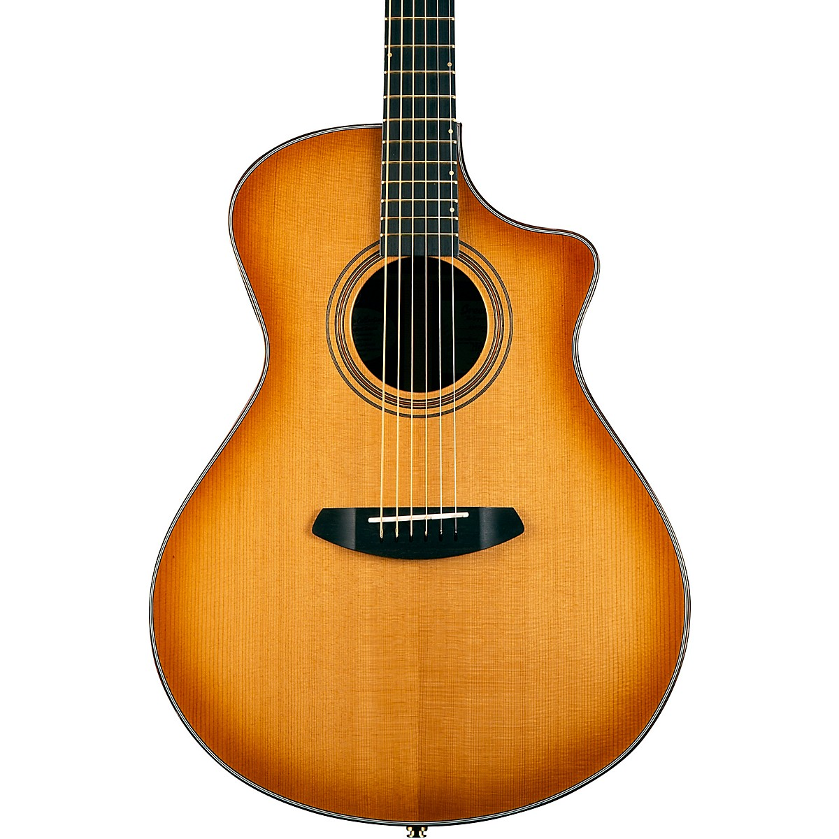 Breedlove Organic Collection Artista Granadillo Concert Cutaway CE Acoustic-Electric Guitar