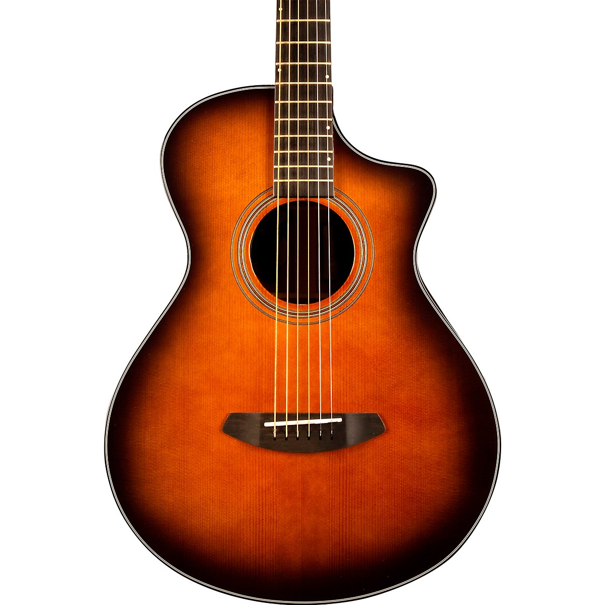 Breedlove Organic Collection Performer Concertina Cutaway CE Acoustic-Electric Guitar