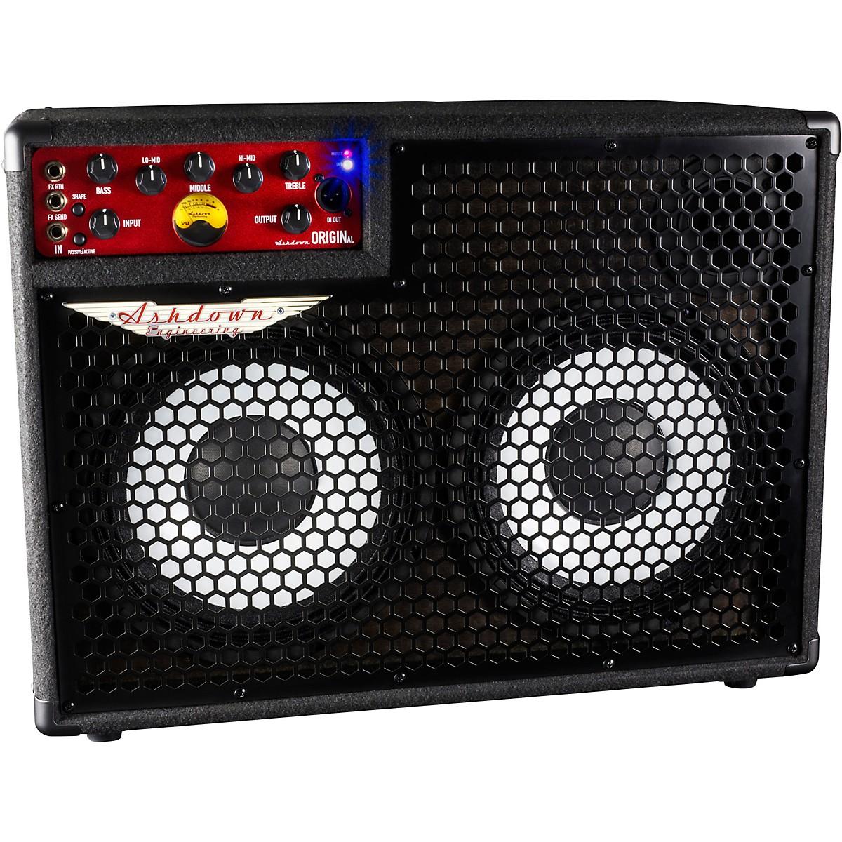 Ashdown OriginAL C210T 300W 2x10 Bass Combo Amplifier