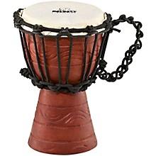 Nino Original African Style Rope-Tuned Water Rhythm Series Djembe